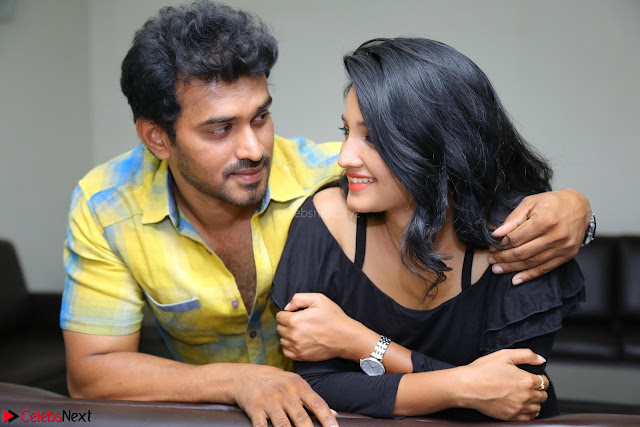 Romantic Couple Deepthi Shetty with Shekhar Varma ~  Exclusive 05.JPG