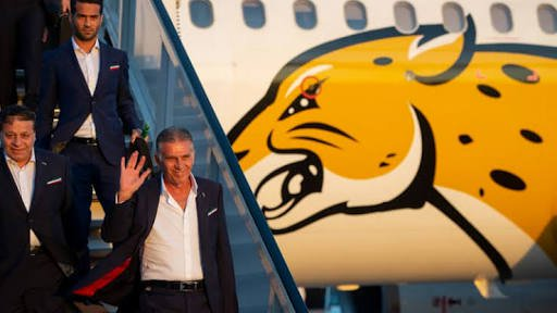 2018 World Cup: Iran first team to arrive in Russia