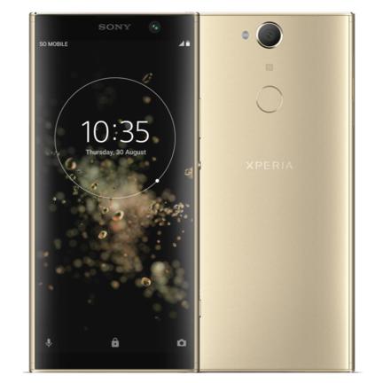 Sony Xperia XA2 Plus (phone photo)