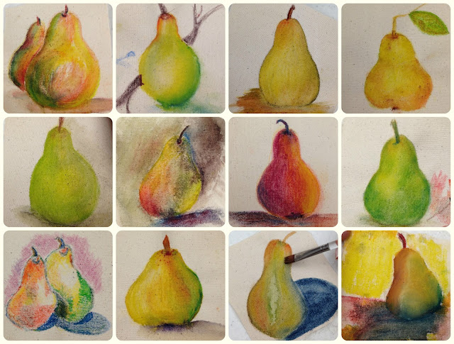 concord art association pears