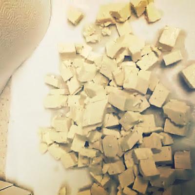 Cubing Tofu