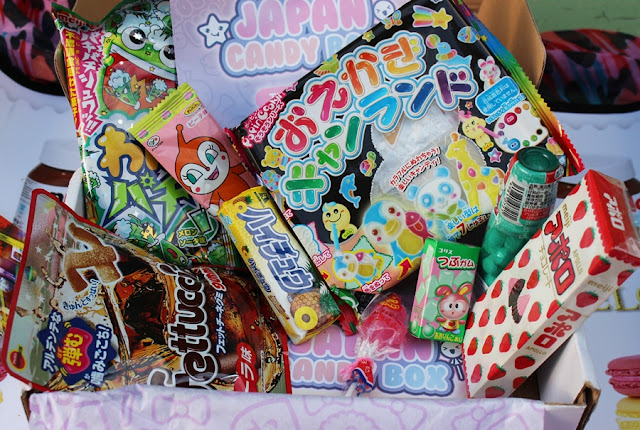 japan candy box september
