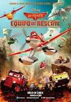 Aviones: Equipo de rescate (Aviones 2) (2014) online y gratis