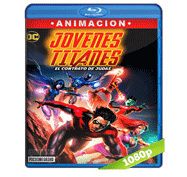 Jovenes Titanes: El Contrato de Judas (2017) Full HD BRRip 1080p Audio Dual Latino/Ingles 5.1