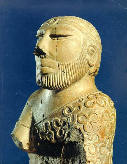 The Art of Indus Valley Civilization/Priest King