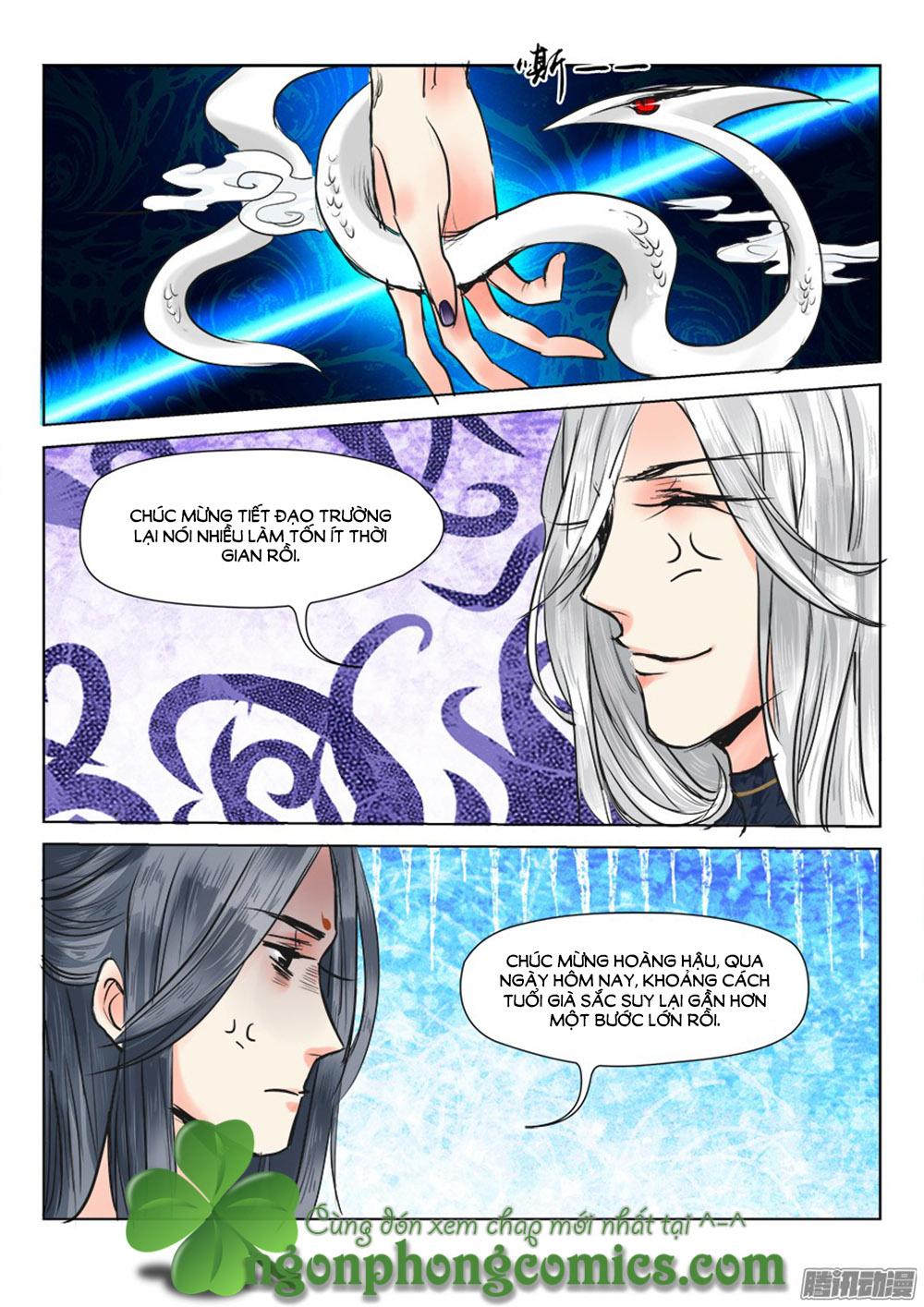 Luôn Có Yêu Quái Chapter 15