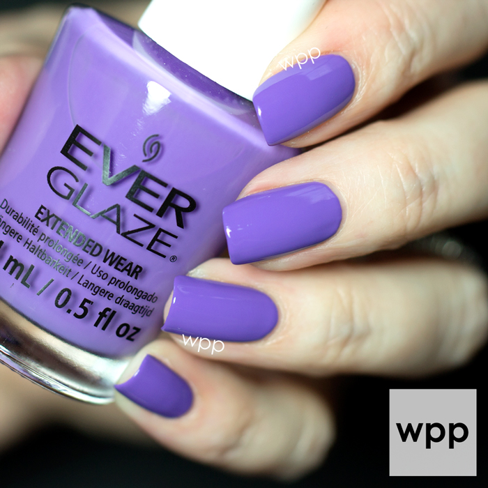 China Glaze EverGlaze I Lilac It