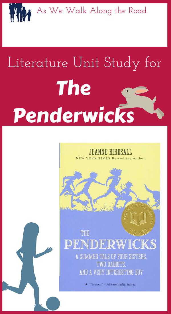 Unit study for The Penderwicks
