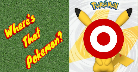 Where's That Pikachu?