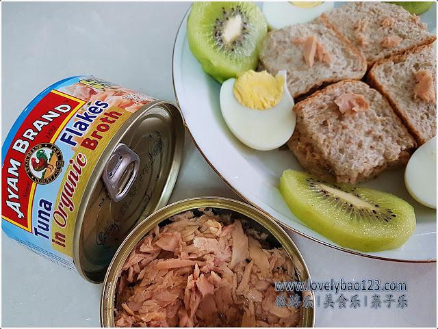 【好康分享】Ayam Brand™全新推出有机罐装金枪鱼-Tuna Chunks in Organic Extra Virgin Olive Oil、Tuna Flakes in Organic Broth