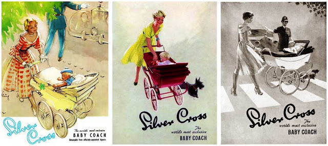 Silver Cross – The worlds most exclusive Baby Coach.