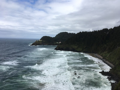 a journal of a road trip up the Oregon coast