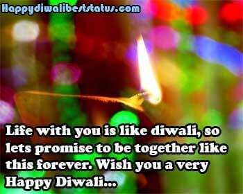 Beautiful Diwali Status