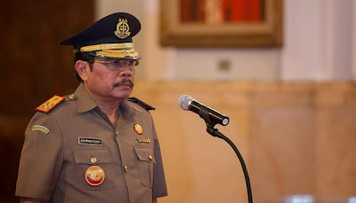Indonesia's attorney-general M Prasetyo