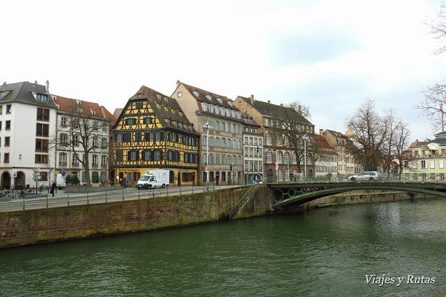 Puente Santo Tomás, Estrasburgo