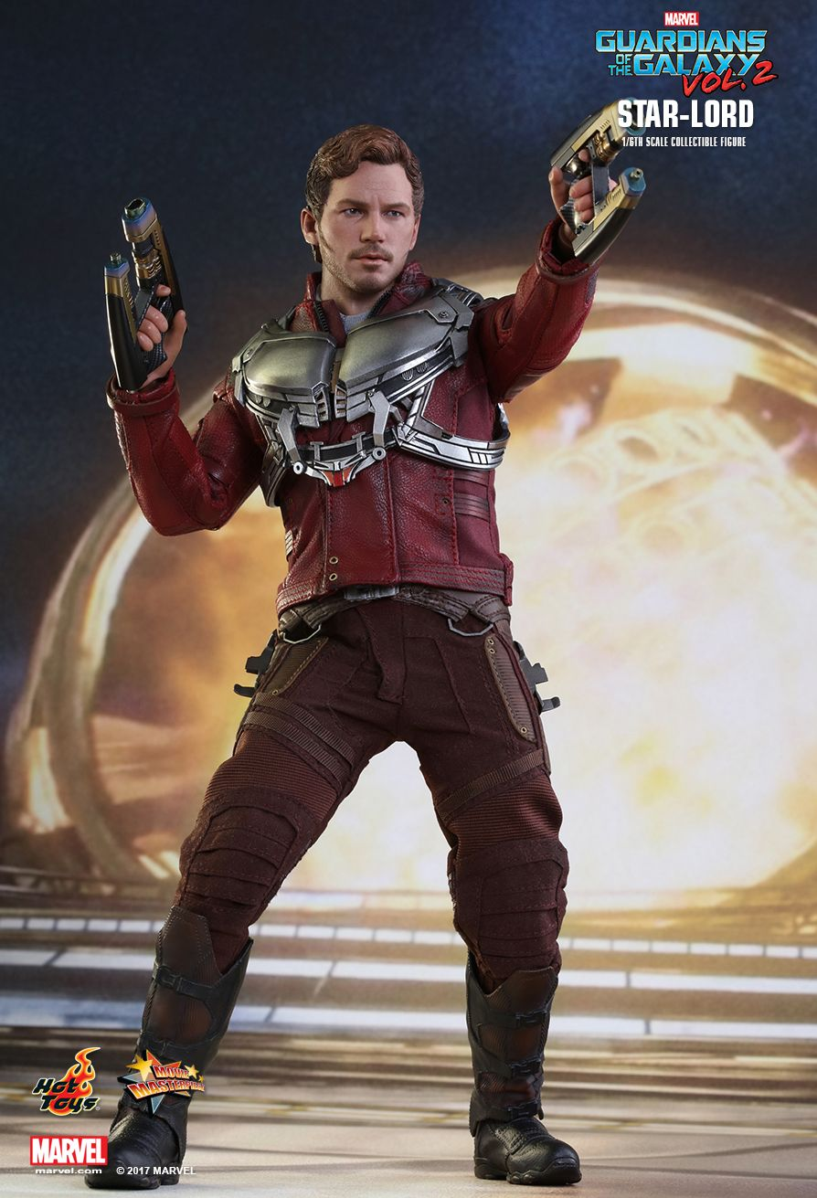 GUARDIANS OF THE GALAXY VOL.2 - STAR-LORD (MMS 420)  1