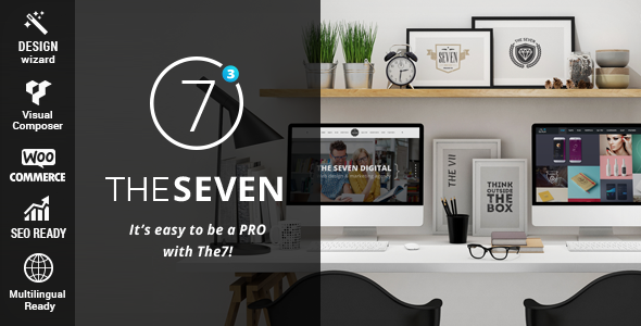 The7 v3.3.0 - Responsive Multi-Purpose WordPress Theme