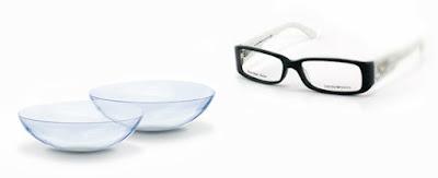 gafas y lentillas