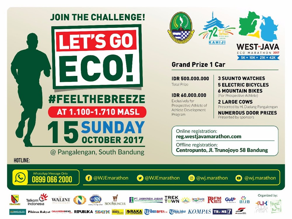 West Java Eco Marathon • 2017
