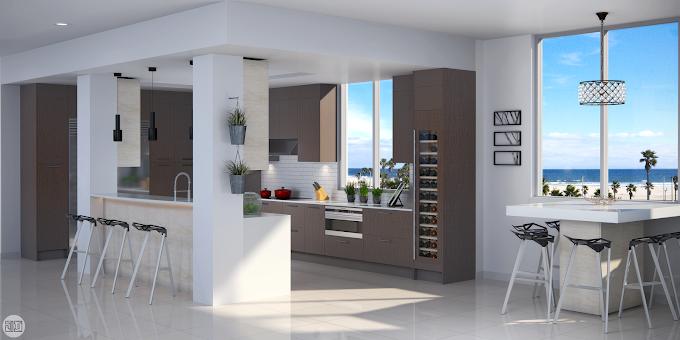 Kitchen, Pompano Beach, Florida