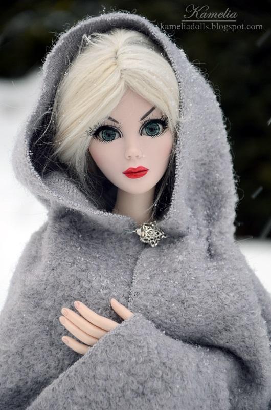 Snow Queen Evangeline Ghastly.