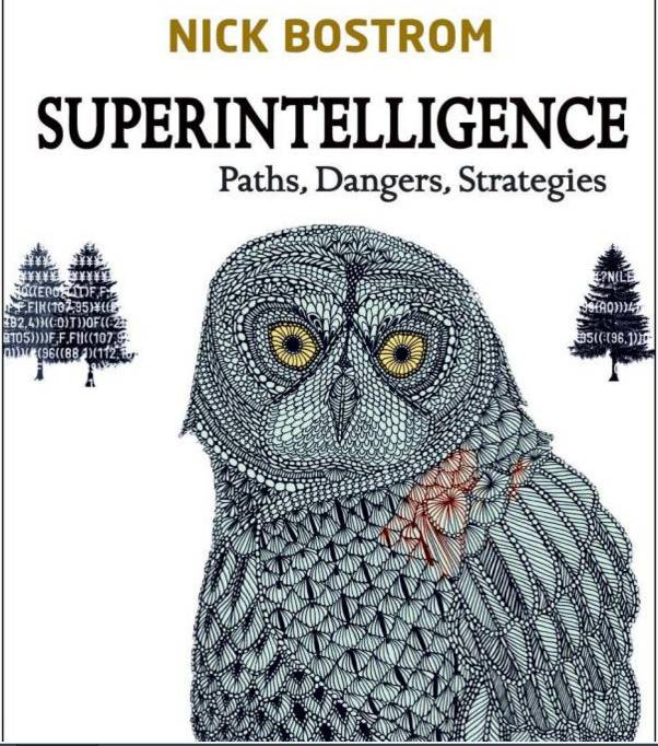 Libro «Super-Inteligencia» de Nick Bostrom