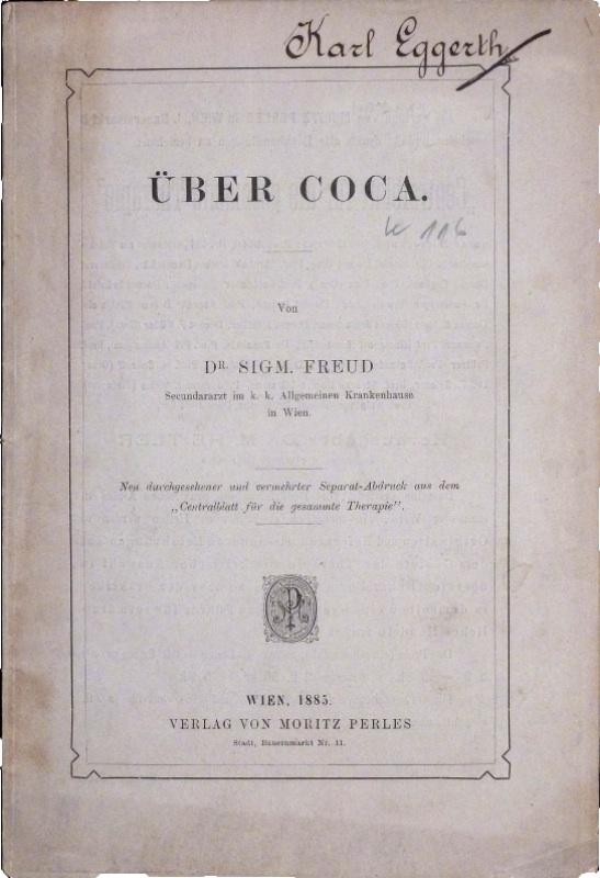 Addiction Inbox Freud And His Drug Demons