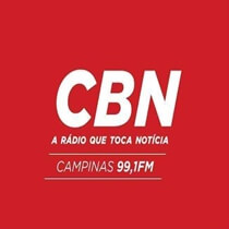 Ouvir agora Rádio CBN FM 99,1 - Campinas / SP