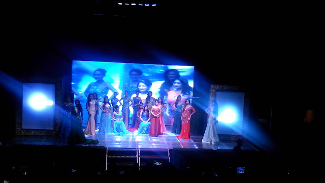Mrs. Philippines Globe 2016 evening gowns