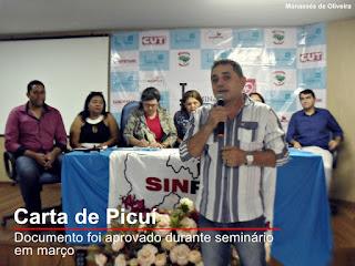 SINPUC articula melhorias para servidores municipais de Picuí
