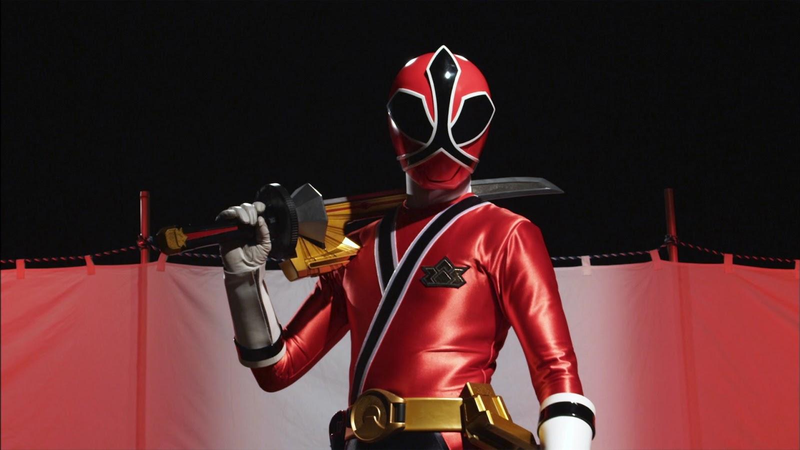 power rangers samurai - HD1918×1080