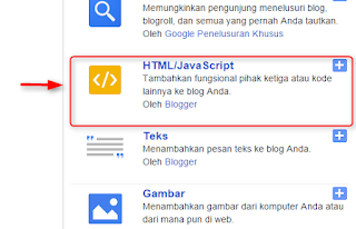 Membuat back to top di blogger