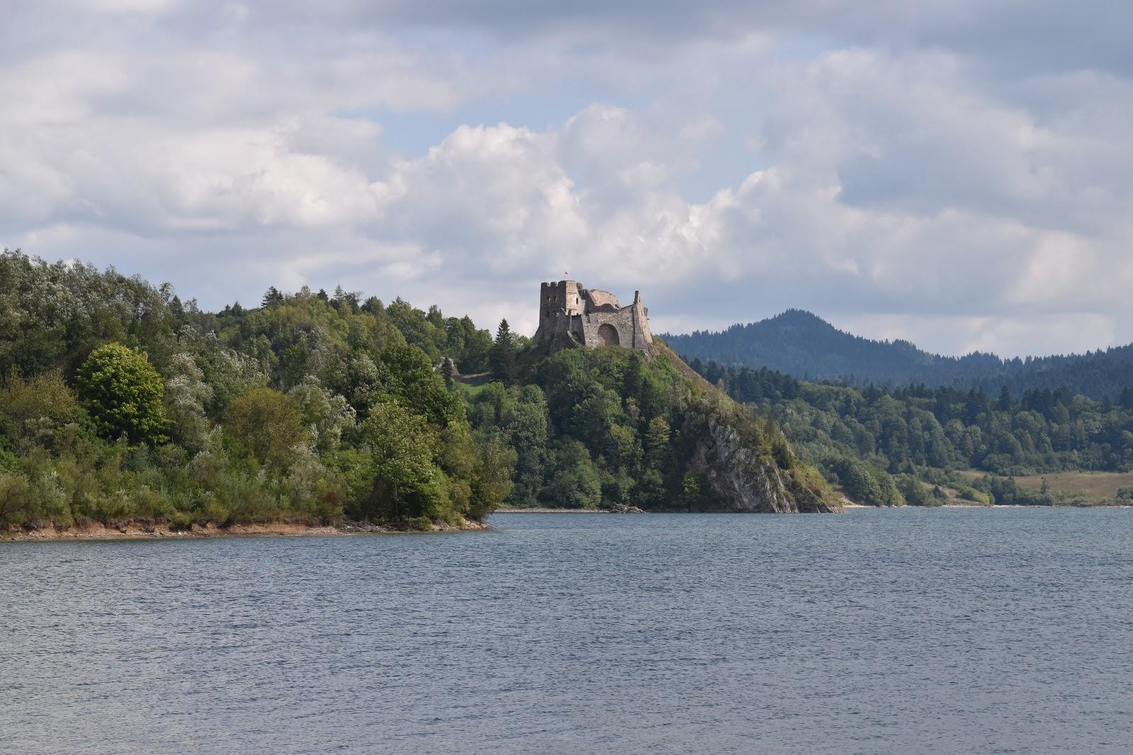Niedzica zámek Pieniny