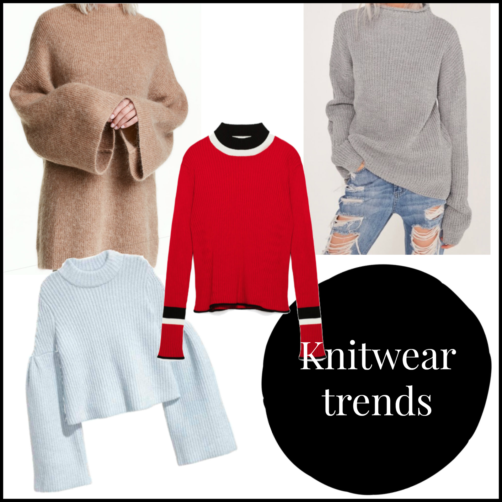 the best knitwear this winter season