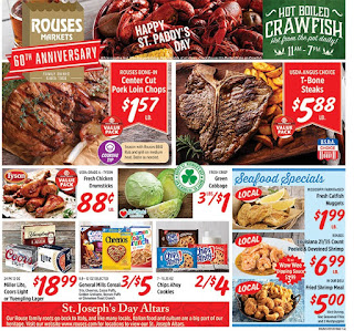 ⭐ Rouses Ad 3/25/20 ⭐ Rouses Weekly Ad March 25 2020
