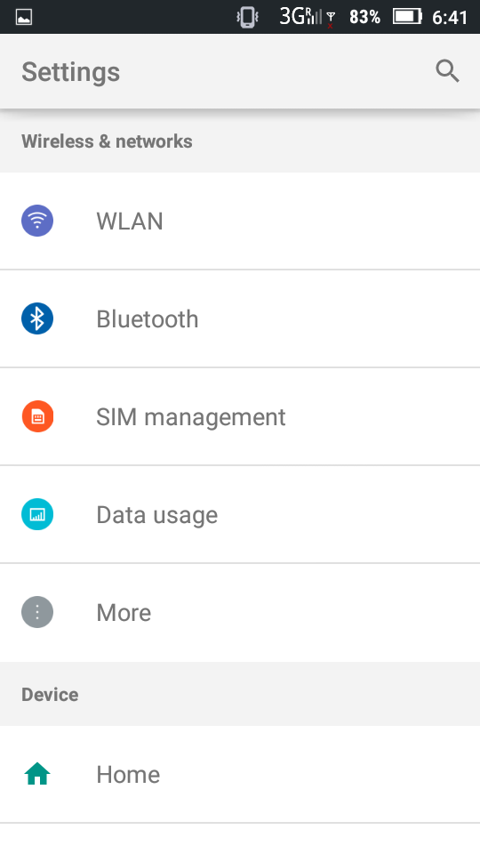 [MT6582] LENOVO VIBE UI LOLLIPOP for Cherry mobile flare
