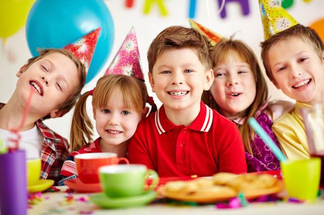 doğum günü için parti mekanları
