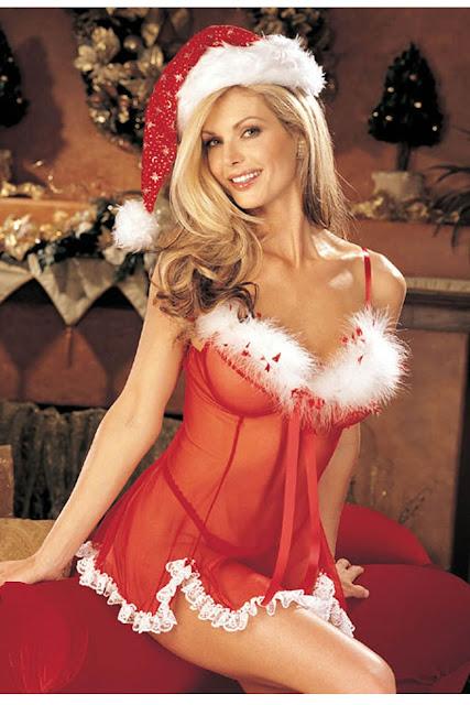 sexy-christmas-girl-wallpaper-hot