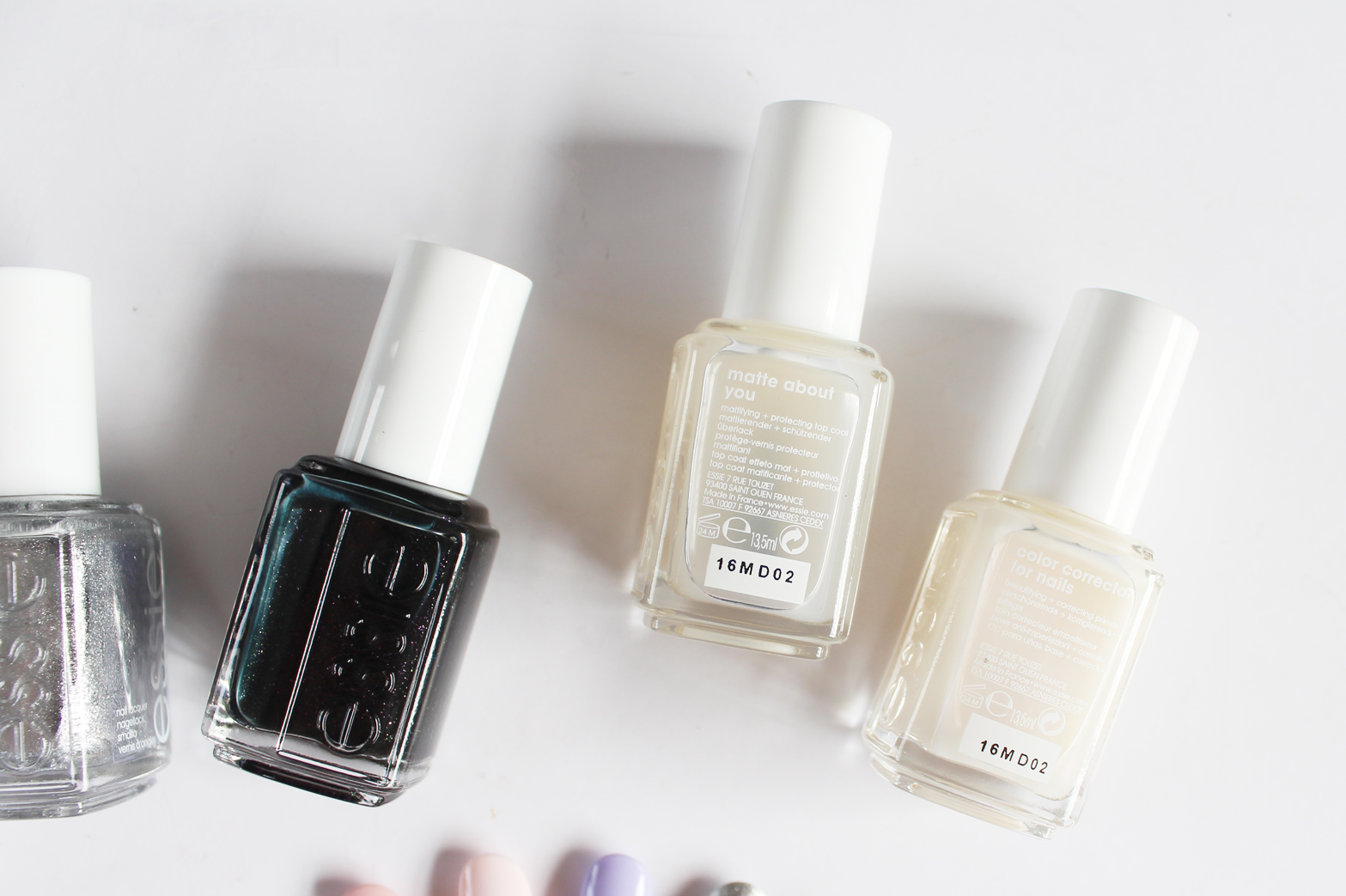 ESSIE | Winter Nail Polish Collection - Review + Swatches - CassandraMyee