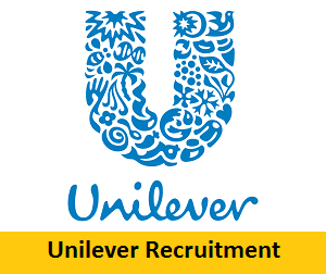 Unilever Recruitment 2017-2018 Job Openings For Freshers