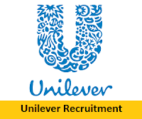 Unilever Recruitment 2017-2018