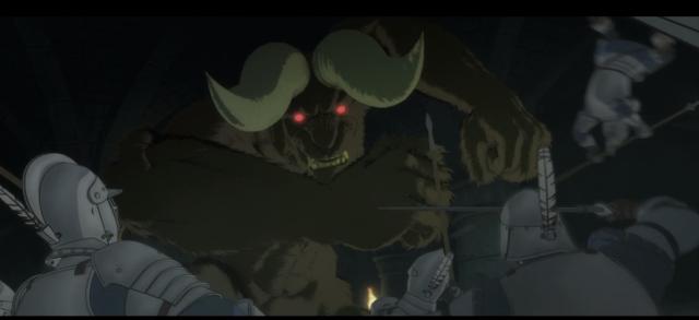 Berserk, Edad Dorada, Huevo del conquistador, Zodd
