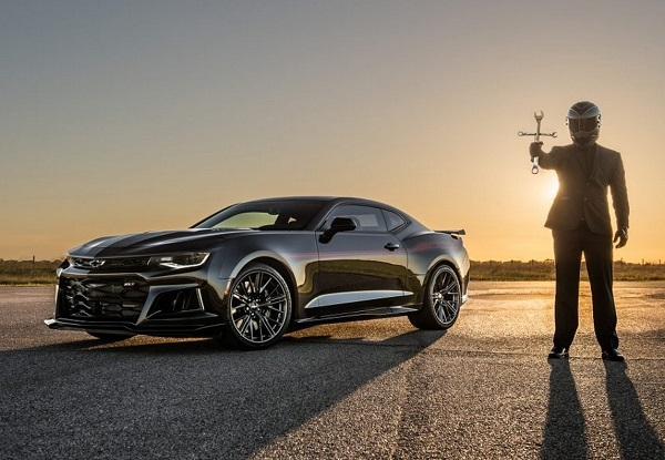 "Hennessey Chevrolet Camaro ZL1 ""The Exorcist"""