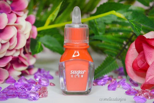 Peripera Sugar Glow Tint  graprefruit spirit