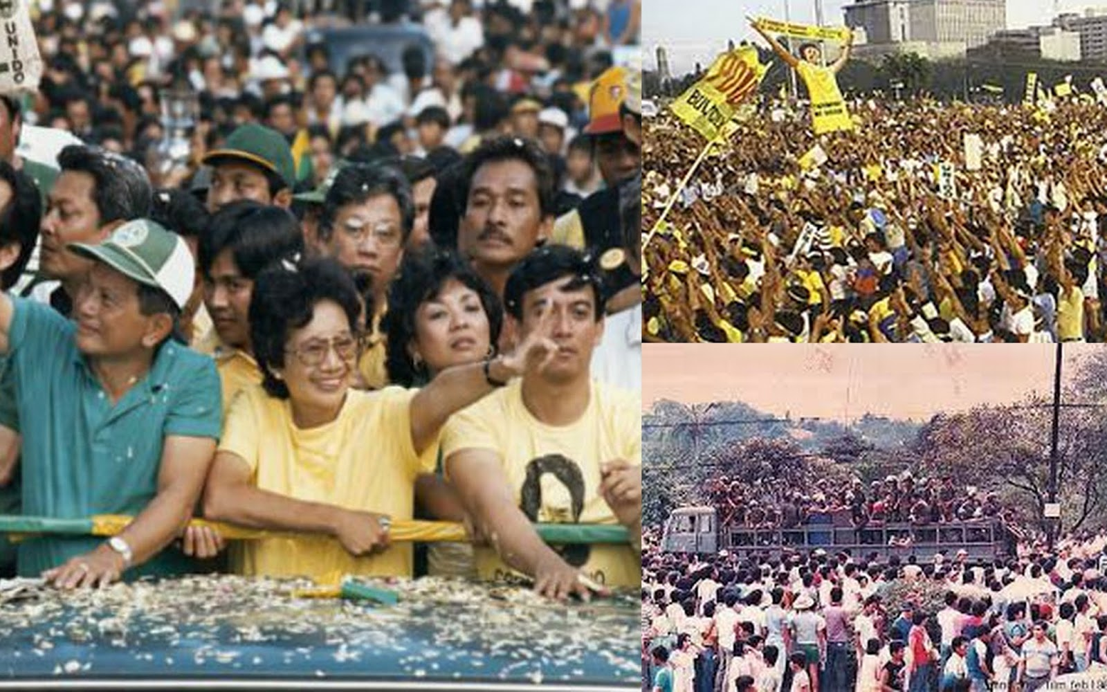 reaction paper edsa revolution anniversary