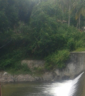 Bendungan Balebo, Masamba, Luwu Utara, Sulawesi Selatan