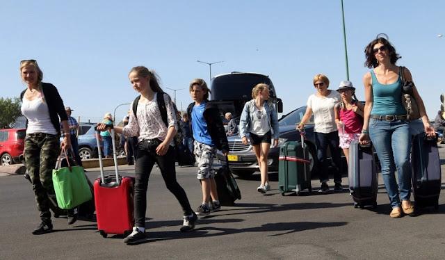 """""""Χρυσός"""" για την ελληνική οικονομία ο τουρισμός και φέτος"""
