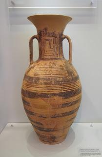 Πετρέλαιο βρέθηκε σε αρχαίο ελληνικό αμφορέα, του 5ου αι. π.Χ.