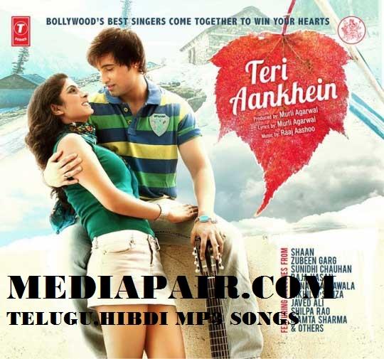 Teri Bewafai Satyajeet Song Mp3: Teri Aankhen (2011) Hindi Album Mp3 Songs Download