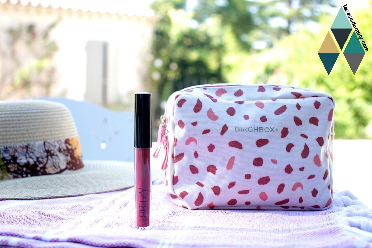 Rouge à lèvres Long lasting liquid lipstick Laritzy :